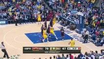Les 10 actions de la semaine: Kevin Durant rend fou son défenseur
