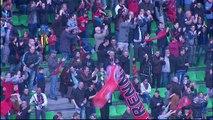 Ola TOIVONEN marque un magnifique but (28ème) - Stade Rennais FC - SC Bastia - (3-0) - 30/03/14 - (SRFC-SCB)