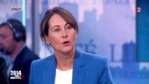 """Municipales : """"C'est un avertissement très sévère"""", selon Ségolène Royal"""