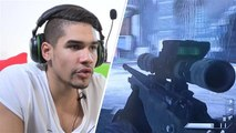 Louis Smith Plays Call Of Duty Ghosts