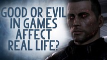 Reality Check - Could being Good or Evil in games affect real life?