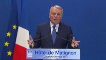 Allocution de Jean-Marc Ayrault après le second tour des élections municipales