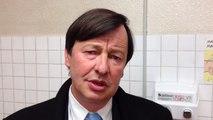 Réaction de Jean-Christophe Gruau à Laval