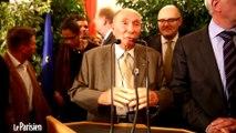 """Municipales à Corbeil. Serge Dassault: """"nous n'allions pas abandonner cette commune à des farfelus"""""""