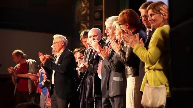 Le 30 mars : la victoire ! Merci à toutes et à tous !