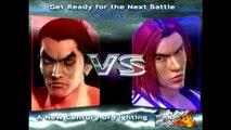 Tekken 4 - HD Remastered Showroom - JP - PS2