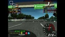 Ridge Racer V - HD Remastered Showroom - JP - PS2