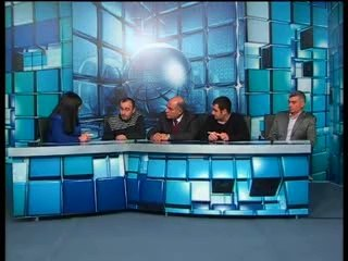 Talk Show on migration issues - 08