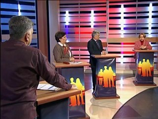 Talk Show on labour migration issues - 01