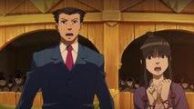 Professeur Layton vs Ace Attorney - Trailer de lancement