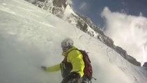 freeride Glacier 3000