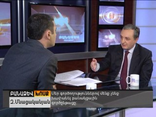 Talk Show on labour migration issues - 04