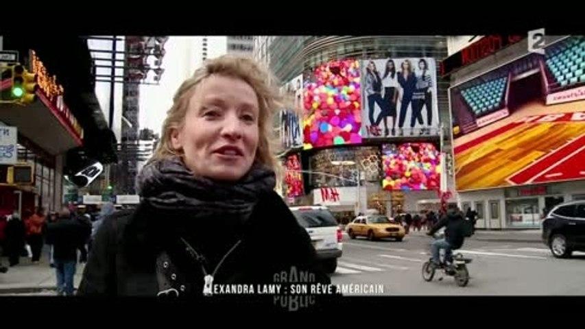 Alexandra Lamy : son rêve américain