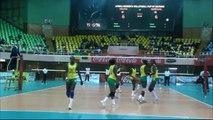 Championnat d'Afrique de volley-ball Senior Fille(centrale numéro 6)