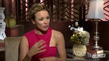 Rachel McAdams 'About Time' Interview