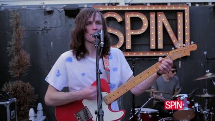 "SXSW 2013: Fletcher C. Johnson's ""Thanksgiving"" live at SPIN House"