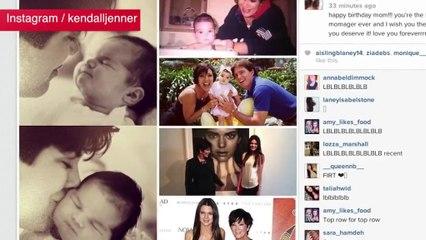 Kris Jenner's Happy Birthday