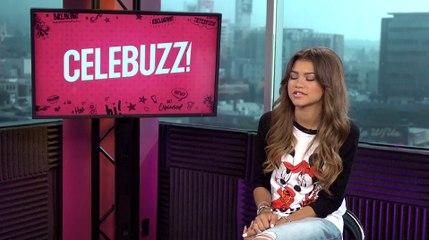 Celebuzz Zendaya Interview