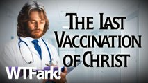 "THE LAST VACCINATION OF CHRIST: Doctor Busted Selling $300 ""Jesus Shot""; Claims it Cures All Pain (Patent Pending)"