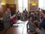 Charles Barège devient maire de Monteuil, à l'issue du second tour des municipales