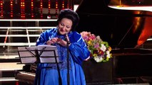 "Nadechda Granovskaya - Montserrat Caballe ""O mio babbino caro"" Odin v odin 2014"