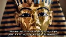 Course d'archéologues pour sécuriser l'ancien sites funéraires de trois prêtres-rois d'Égypte