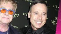 Sir Elton John and David Furnish will marry in a low-key ceremony in May.