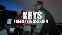 KRYS - Freestyle SWAGG - KRYS Freestyle avec ses potes (délire de studio)