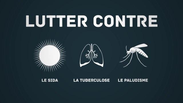Lutter contre le sida, la tuberculose, le paludisme : un engagement français