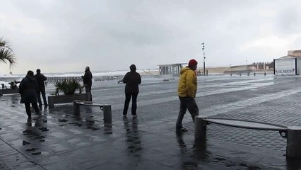 Capbreton tempête 03 03 2014