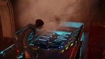 Infamous Second Son Walkthrough Part 16 - Market District Command Center [PS4 Gameplay]