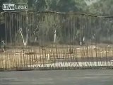 IAF Pilot Ejects on Takeoff