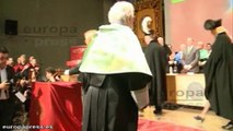 Plácido Domingo, doctor honoris causa de la UMU