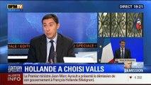 19H Ruth Elkrief - Édition spéciale sur le remaniement: Hollande a nommé Manuel Valls à la tête du prochain gouvernement - 31/03 3/6