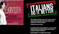 Angelo Talocci - Rito funebre Carvilius