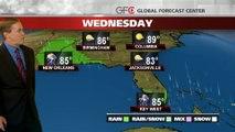Southeast Forecast  - 03/31/2014