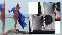 The Kardashian Girls Show Off Bikini Bodies In Thailand