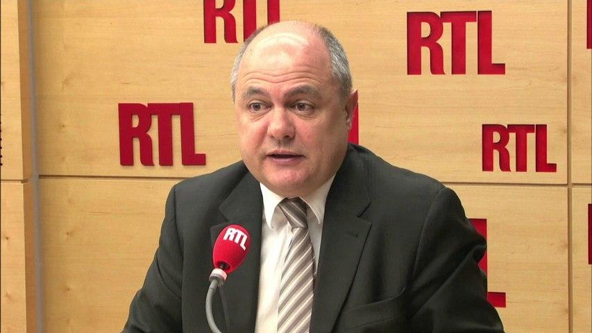 """Bruno Le Roux : """"Manuel Valls est porteur d'un nouvel élan"""""""