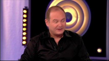 Jeff fait un show sexy à Patrick Sebastien - La Méthode Cauet