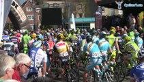 Départ de la 1e étape des 3 Jours de La Panne 2014 - 3 Daagse De Panne