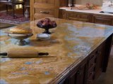 Kitchen Interior Designing Ideas with Marble Tiles