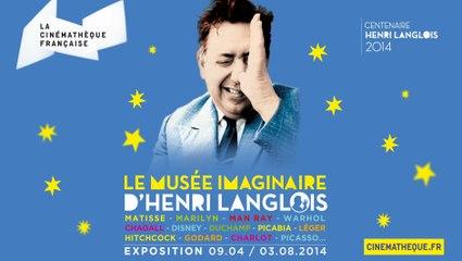 Le Musée imaginaire d'Henri Langlois. Bande-annonce de l'exposition