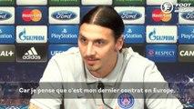 "Zlatan Ibrahimovic : ""Gagner la C1 avec Paris"""