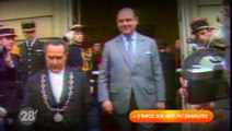 Raymond Barre succède à Jacques Chirac - 28 minutes - ARTE