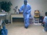 Crip Walk - C-Walkin In Blue