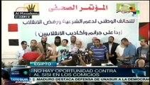 Hermandad Musulmana dice no a participar en presidenciales de Egipto