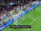 ملخص برشلونه ضد اتلتيكو مدريد