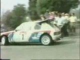 Peugeot 205 T16 rallye