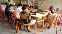 Utilisation de tablettes numériques en classe d'inclusion scolaire CLIS