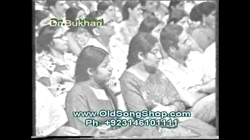 Ahmed Rushdi singing LIVE on PTv - Part-2 of 2